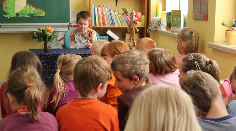 Vineta Grundschule Koserow ZiSch Projekt Zeitung
