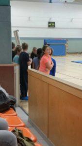 Besuch in der Ostseeschule Ückeritz