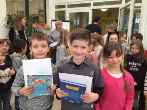 Matheolympiade Vineta Grundschule Koserow